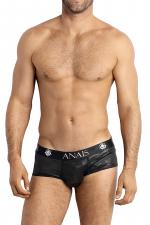 Shorty Elektro - Anaïs for Men - Superbe shorty pour homme au design moderne qui joue avec la transparence.